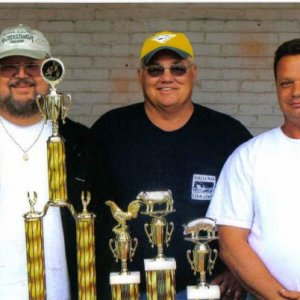 Elks Lodge BBQ Team,  2007 Ga./Fa. Tailgate BBQ Cookoff , Grand Champs 07, Bill Harvey, Mike Henderson, Tony Grecco